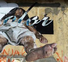 Street Art // Yola