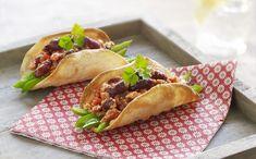 """""""Burritos Con Atún Y Pimientos"""" en Nestlé Cocina #recetas #nestlecocina #menuplanner #cocina"""