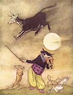 Arthur Rackham « Drawn! The Illustration and Cartooning Blog