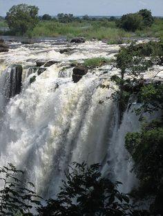 Victoria Falls nice view too lol