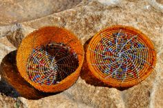 Beaded Jewelry Box African wire & bead bowl / by akwaabaAfrica, $29.00 Beaded Jewelry, Jewelry Box, Unique Jewelry, Bead Bowl, Everyday Items, Beads And Wire, Wire Art, African, Handmade Gifts