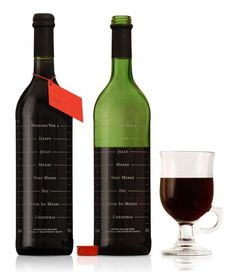 Packaging design wine