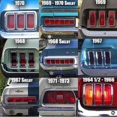 Years by Tail light...