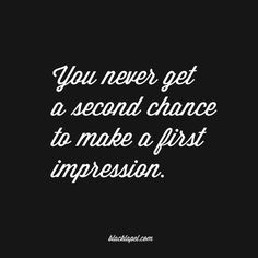 How to overcome a bad first impression on a teacher?