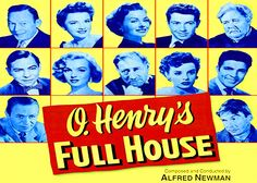 1952: Marilyn Monroe movie poster for the film 'O.Henry's Full House' .... #marilynmonroe #movieposter #filmposter #pinup #iconic #movieclassic #monroe #vintageposter #normajeane #1950s