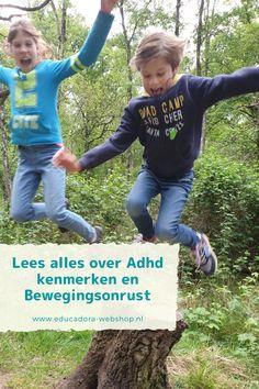 In dit artikel lees je over ADHD en beweging. Aan bod komt ook waarom mensen met ADHD zoveel bewegen, maar ook hulpmiddelen die de bewegingsdrang kunnen ondersteunen, ADHD kenmerken per leeftijdsfase, interessante boeken over ADHD en het fenomeen hyperfocus. #adhd #beweging