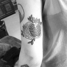 DAISY DOES TATTOOS - #daisy #tattoos Doe Tattoo, M Tattoos, Badass Tattoos, Girl Tattoos, Sleeve Tattoos, Flower Tattoos, Tattoo Sketches, Tattoo Drawings, Pomegranate Tattoo