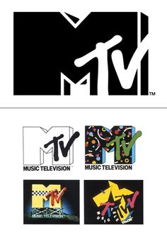 87 best logo evolutions images on pinterest logos evolution and mtv logo design and history of mtv logo fandeluxe Choice Image