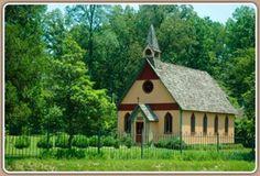 Historic Rugby Church Morgan County TN