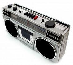El radiocassette