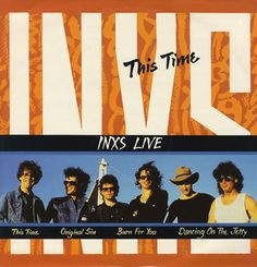 "For Sale - Inxs This Time UK  12"" vinyl single (12 inch record / Maxi-single) - See this and 250,000 other rare & vintage vinyl records, singles, LPs & CDs at http://eil.com"