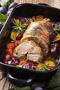 Блюда из мяса для праздничного стола