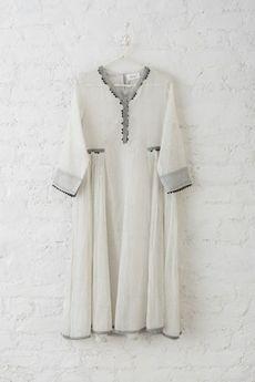 Goodearth - Sufi:Anaro Cotton Silk Kurta