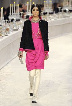 Chanel Pre-Fall 2012: Paris-Bombay
