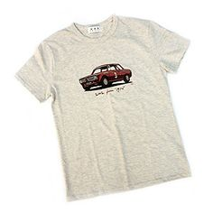 Cute BMW 2002 printed T-shirt. It's our best seller :)