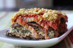 Chef AJ's Vegan Lasagna