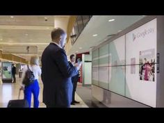 To promote the Google Play store, NFC-enabled billboards were placed in airports, enabling travelers to select and interact with content, and pay to download it directly onto their phones.