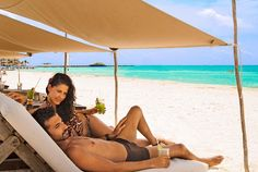 Hotel Riu Playacar 5* All Inclusive - Playa del Carmen | Is this you on the Beach?!