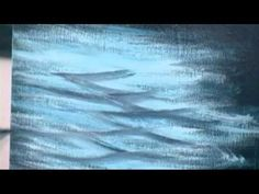 http://www.darrellcrow.com/videos shows beginning artists how to paint ocean waters and waves.  This video clip is from Darrell's 12-DVD series on The Basic Techniques of Acrylic Painting.  Claim Your Free downloadable book by visiting http://www.darrellcrow.com/videos
