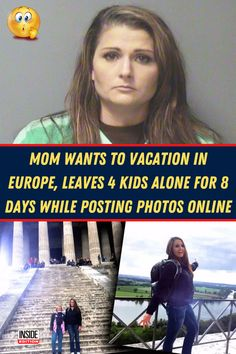 #Mom #Wants #Vacation #Europe #Leaves #Kids #Alone #Days #While #Posting #Photos #Online Drugstore Makeup, Eye Makeup, Angelina Jolie Style, 4 Kids, Children, Weekly Outfits, Amazing Buildings, Photo Online, Winter Fashion Outfits