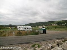 Camperplaats Parking Boulevard Criel in Criel sur Mer (Frankrijk) | Campercontact