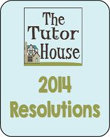 I've made some resolutions!  How about you?  One of them being more Google Hangout with other tutors.  Will you join me?  Come see what else I would like to try in 2014.  the-tutor-house.com