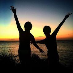 Sunset Surf 心に残る思い出を作ります #seanasurf  #sea  #sunsetsurf  #沖縄サーフィン #シーナサーフ #沖縄sunset #沖縄旅行  #沖縄の思い出 #夕日 #沖縄の夕日 #夕陽 #okinawa  #okinawasurf  #okinawasunset