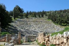 Argos, the Ancient Theater.