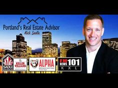 """Get the latest Real Estate News! Tune in to KXL's """"Experts on the every Monday morning at and and listen to Real Estate advice from Portl. Portland Real Estate, Real Estate News, Portland Oregon, What Is Radon, Market Value, Buying A New Home, The Neighbourhood, Take That, Things To Come"""