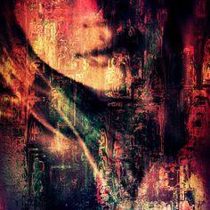 """Saatchi Online Artist Jean-Francois Dupuis; Mixed Media, """"Ella"""" #art"""