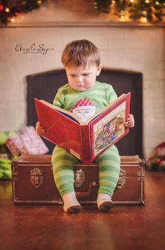 Children's christmas photos