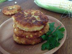 #Corn #Fritters Recipe