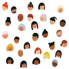 To raise awareness for world 2016 humanitarian summit Family Illustration, People Illustration, Character Illustration, Illustration Art, Kate Pugsley, Cute Art, Art Inspo, Art Drawings, Character Design