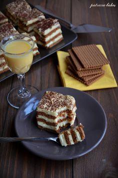 Proste, dość szybkie w wykonaniu, a zarazem okazałe i bardzo smaczne ciasto przekładane. Tworzą je powtarzające się warstwy herba...