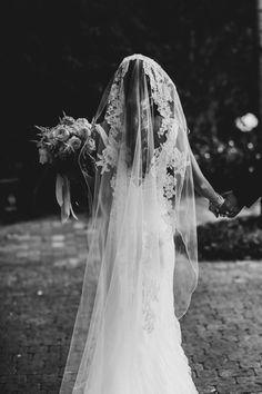 Stunning veil shot | Ty French Photo