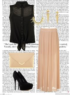 """""""Dinner- time! I♥U!"""" by eboony800 ❤ liked on Polyvore"""