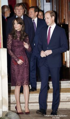 Will and Kate meet China's President Xi and Madame Peng, 10/21/15