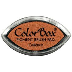 Clearsnap ColorBox Pigment Cat's Eye Ink Pad - Caliente