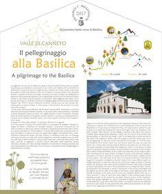 Sono in tutto 4 bacheche che saranno posizionate lungo il tragitto.... questa è la prima .. del cammino Santo che parte da Picinisco a piedi e arriva alla Basilica di Canneto...