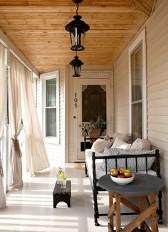 HOMEY, NEAT, PORCH JUST MADE FOR AFTERNOON LAZING W/A CUPPA......ccp