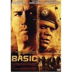 Basic. John Travolta, Samuel L. Jackson, Connie Nielsen, Tim Daly, Giovanni Ribisi.