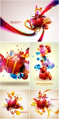 abstract-christmas-backgrounds-vector.jpg (800×1600)