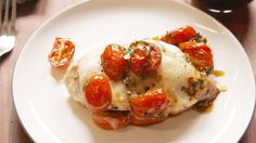 Caprese Chicken  - Delish.com