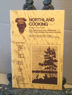 Northland Cooking Cooking Don R Spiess Cook Game Start Sourdough Debone Pike+++