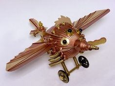steampunk  by Steampunk Donovan on Flicker.  I love this.