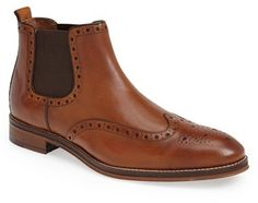 Johnston & Murphy 'Conard' Chelsea Boot (Men) on shopstyle.com