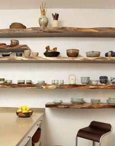 Easy wooden shelf ideas that you can DIY