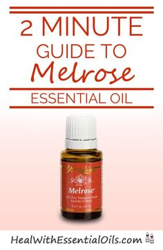 Disinfect your laundry safely ~ Just a few drops of Melrose in either or both the detergent and rinse cycles cleans safer than bleach. Especially good with towels and sheets to do away with musty dampness and bed bugs. This oil is soothing and therapeutic for skin conditions. Keep a bottle in your laundry room