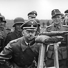 Grandniece of Himmler, has NOT refused to have children to end her great-uncle's bloodline. She believes the idea of good or evil being passed through bloodlines is itself a reflection of Nazi ideology. - Page 2 of 2