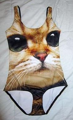 Awesome cat costume :)